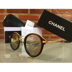 f0f59bb3fcac0 Oculos De Sol Feminino - Óculos De Sol Chanel Com proteção UV no ...