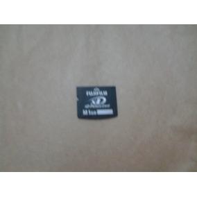 Cartão Fujifilm Xd-picture M 1gb Usado