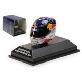 Casco 2011 Formula F1 Escala 1:8 Minichamps Red Bull