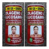 Colágeno Hidrolizado + Glucosamina Calcio Cartilago Promo 2