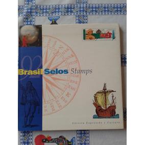 Livro Brasil Selo Stamps 92 Aglen Mc Lauchlan