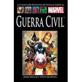 Marvel Salvat Vol.39 - Guerra Civil