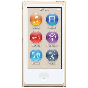 Ipod Nano 7ª Geração - Apple - Cor: Dourado.