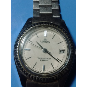 4ac60053f36 Relogio Lorus Usado - Relógios De Pulso