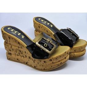 46dc3b35c9704 Faja Mapuche Zapatos Sandalias Y Taco Chino Prune - Zapatos en ...