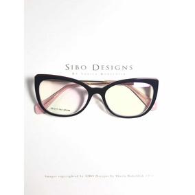 513051b2502b8 Armações De Óculos Para Grau Feminino Nude Marron Vogue - Óculos no ...
