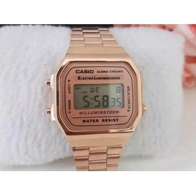 78f0c9cedbf Relogio Casio Blogueiras Feminino - Relógios no Mercado Livre Brasil