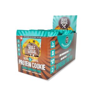 Galletas Proteína Chispas Chocolate Suplemento Gym Buff Bake