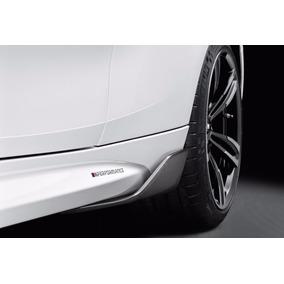 Bmw M2 220 235 F22 F87 Estribo Fibra De Carbon Auto Gcp