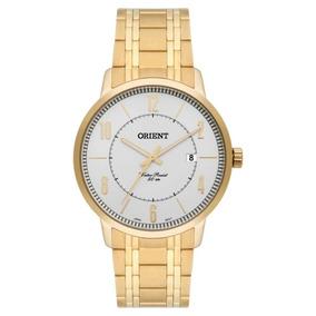 aa29cfe860b Relogio Social Orient Dourado - Relógios no Mercado Livre Brasil