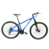 Bicicleta Aro 29 Mtb Absolute Nero Shimano 21v Freio A Disco