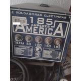 Planta De Soldar America 185 Amperes Cables Y Careta