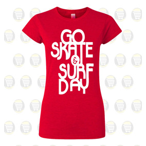 546588bdaef1f Ropa Camisetas Skate Muy Buen Rojas - Camisetas en Mercado Libre ...