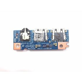 Placa Audio Usb Dell Inspiron 15-5000 5551 5558 Ls-b914p