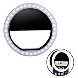 Selfie Ring Light Fotos36 Led Iluminación Celulares Neg /e