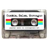 Audio Cassettes Mezclados Cumbia Salsa Merengue