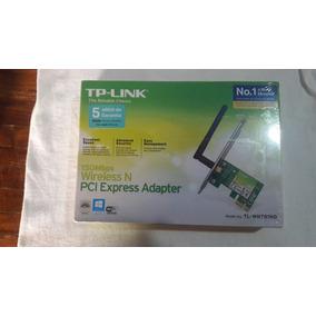 Tarjeta Red Inalámbrica Wi-fi Tp-link 150mp Nueva