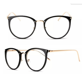cf298e46285e2 Oculos Feminino P  Armação De Grau Vintage Barato Importado
