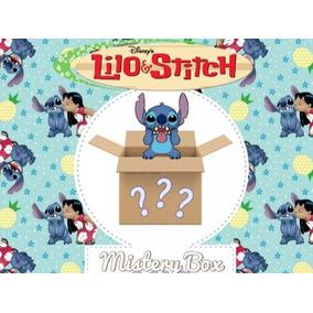 Kawaii Box Caja Misteriosa Sorpresa Articulos De Stitch
