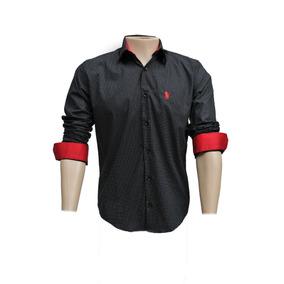 73b149b1e1 Camisa Polo Pool Da Riachuelo Tamanho Gg - Camisa Social Manga Longa ...