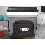 Mini Geladeira Portátil 24 Litros Bdc24l-la Black Decker