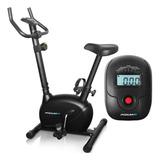 Bicicleta Ergométrica Podiumfit V100 Silenciosa 8cargas Magn