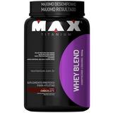 Whey Blend 900g Max Titanium