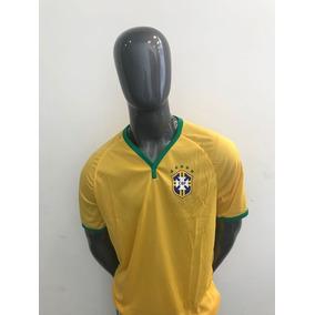 Camisa Seleção Brasileira Importada Original Frete Gratis - Calçados ... b7999de1f49eb