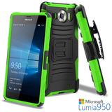 Celljoy Estuche Compatible Con Microsoft Lumia 950 Lumia ...