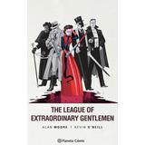 League Of Extraordinary Gentlemen + Nemo-alan Moore-completo