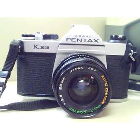 Camara Pentax Asahi De Colección 2.8 28mm.
