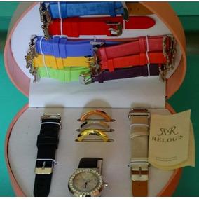 e37964fbaad Relogio Rr Relog S - Relógios De Pulso no Mercado Livre Brasil