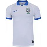 Camisa Da Seleção Brasileira 2019 Original -frete Grátis
