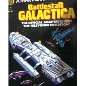 *sll* Gibi Marvel Super Special N 8 Battlestar Gallactica