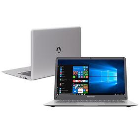 Notebook Positivo Intel Dual Core 4gb 240gb Ssd - Promoção