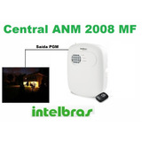 Central Alarme Não Monitorada 8 Zonas Anm 2008 Mf Intelbras