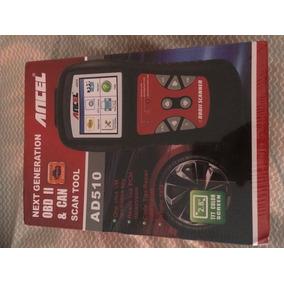 Scanner Automotivo Bmw E Outros Ancel Ad510 Obd2