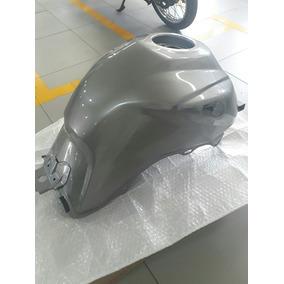 Tanque Combustível Honda Cg 160 Fan Prata 2016