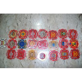 Botons Miniaturas Code 3 - 22 Ao Todo