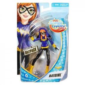 Boneca Dc Super Hero Girls Mulher Gato - Original Mattel
