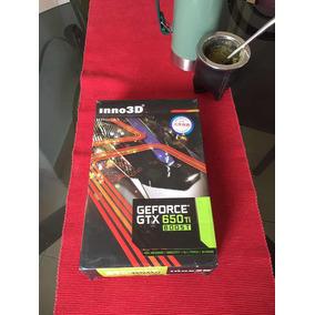 Placa Nvidia Geforce Gtx 650ti Boost 1gb Ddr5