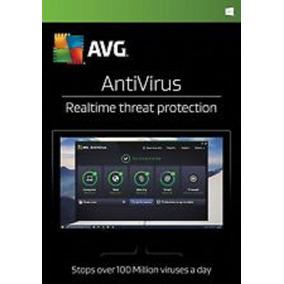 Avg Antivirus 1 Ano 3 Pc .. Leia Com Atencao!