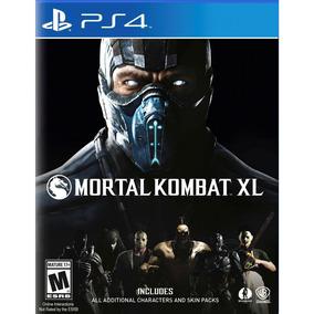 Juego Ps4 Warner Bros Mortal Kombat Xl