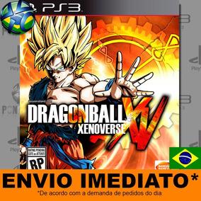 Jogo Ps3 Dragon Ball Xenoverse Legendas Pt Br Envio Agora