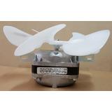 Micro Motor Ventilador 1/40 Hp Para Freezer Balcão Bivolt