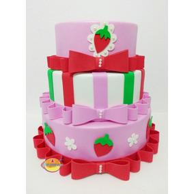 7fb1bc64461f4 Artigos Para Aniversários Tema Moranguinho Baby - Festas no Mercado ...