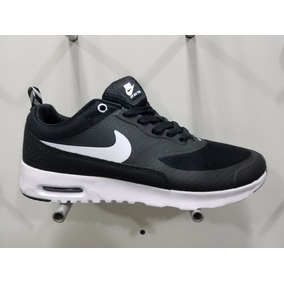 66edfe21c4c Nike Air Max Thea - Zapatos Nike Negro en Mercado Libre Venezuela