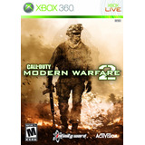 Videojuego Xbox360 Call Of Duty Modern Warfare 2 Promocion