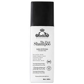 Sweet Hair The First Liso Intenso Shampoo Alisante Blz