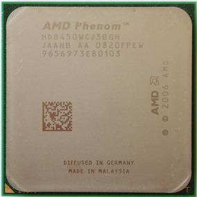 Processador Amd Phenom X3 8450 2100mhz Socket Am2+ C/cooler